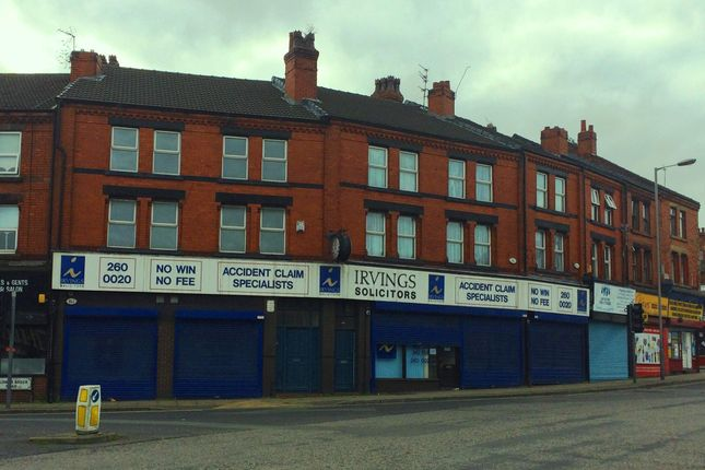 Thumbnail Retail premises for sale in Breck Road, Anfield, Liverpool