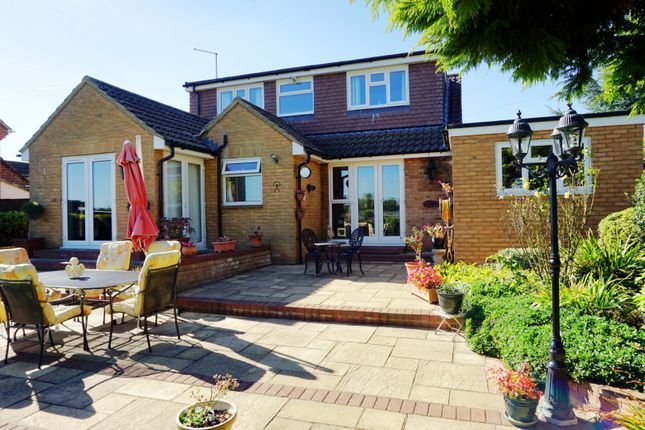 Thumbnail Detached house for sale in Orchard Hill, Little Billing, Northampton