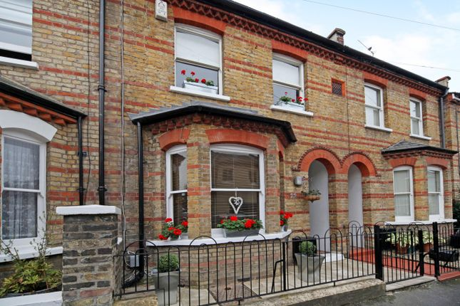 Thumbnail Terraced house to rent in St. Marks Place, Windsor