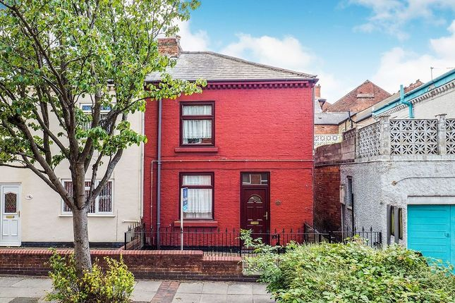 Thumbnail Terraced house to rent in Princes Street, Eastwood, Nottingham