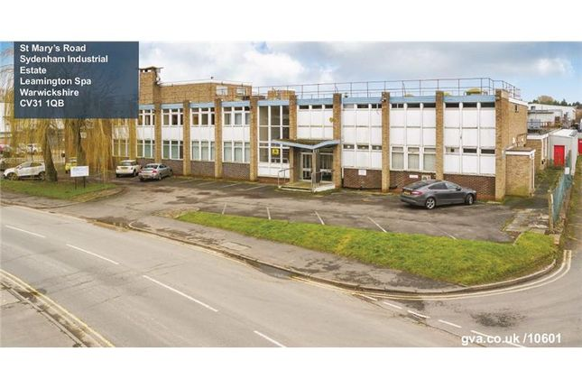 Thumbnail Warehouse for sale in Polestar Foods - Former, St. Marys Road, Leamington Spa, Warwickshire, UK