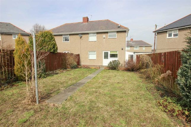 Thumbnail Semi-detached house to rent in Mayfield Avenue, Mayfield Glade, Cramlington