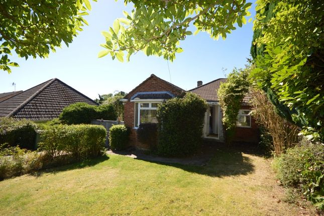 Thumbnail Bungalow to rent in Cunningham Road, Tunbridge Wells