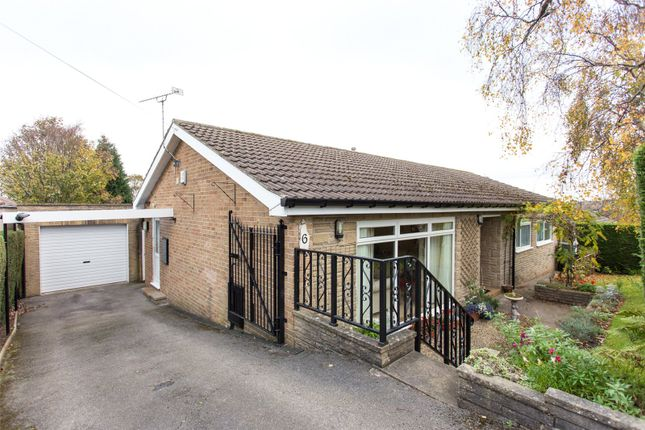 Thumbnail Detached bungalow for sale in Westover Road, Sandygate, Sheffield