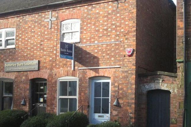 Flat to rent in Stafford Street, Eccleshall, Stafford