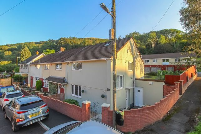Thumbnail End terrace house for sale in Appletree Avenue, Dinas, Tonypandy