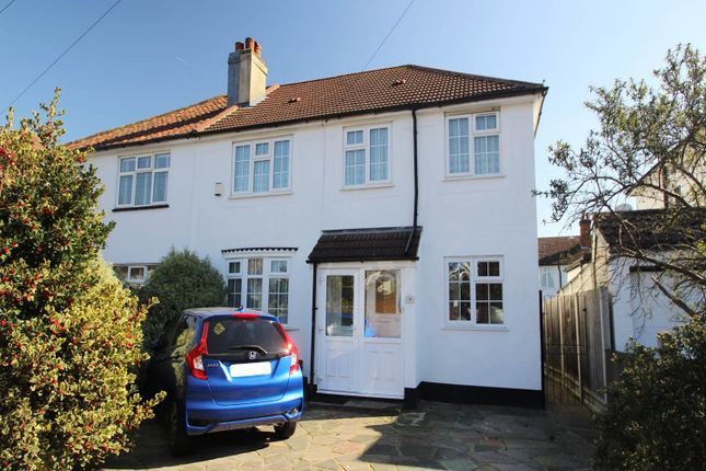 Semi-detached house for sale in Goodmead Road, Orpington