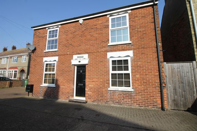 Thumbnail Detached house for sale in St. Julian Road, Caister-On-Sea, Great Yarmouth