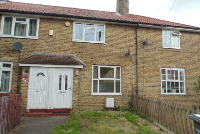 Thumbnail Terraced house to rent in Fieldside Road, Bromley