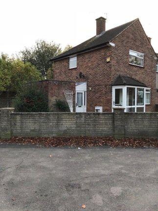 Thumbnail End terrace house to rent in Knolton Way, Slough, Berkshire
