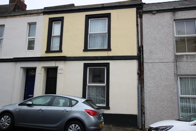 Thumbnail Studio to rent in Clifton Street, Plymouth