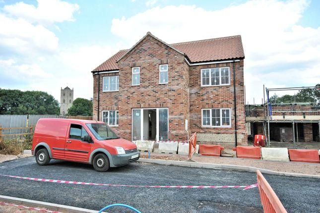 Thumbnail Detached house for sale in Back Street, Gayton, King's Lynn