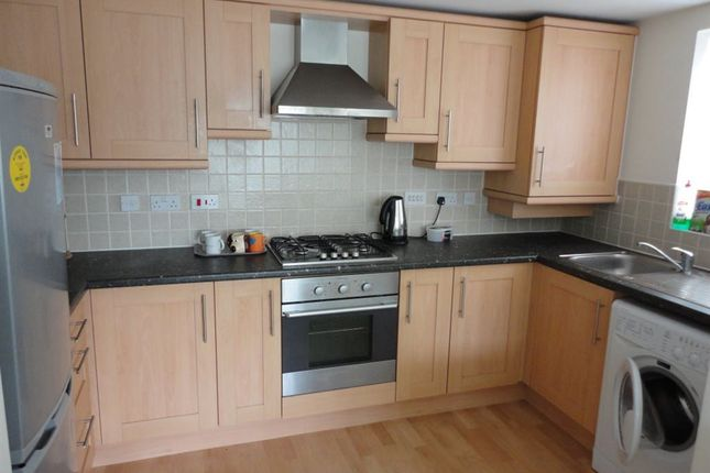 Thumbnail Flat to rent in Waterloo Road, Manchester