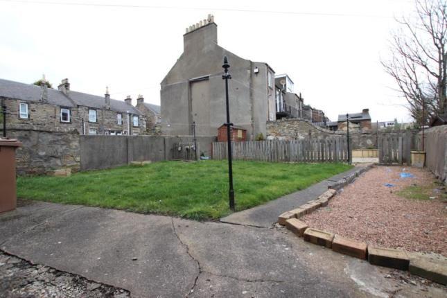 Garden of Harcourt Road, Kirkcaldy, Fife KY2