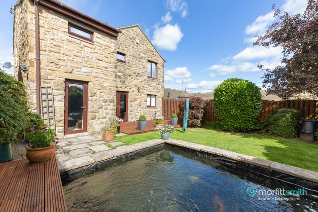 Rear Elevation of Acorn Drive, Stannington, - Effectively Extended S6