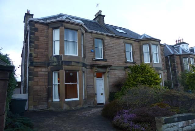 Thumbnail Detached house to rent in Wilton Road, Newington, Edinburgh