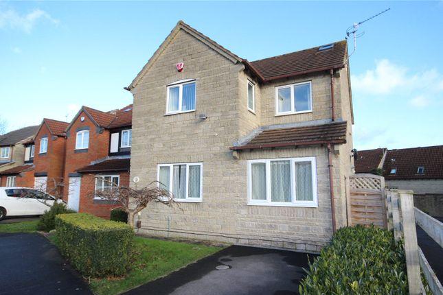 Thumbnail Detached house for sale in Brackendene, Bradley Stoke, Bristol