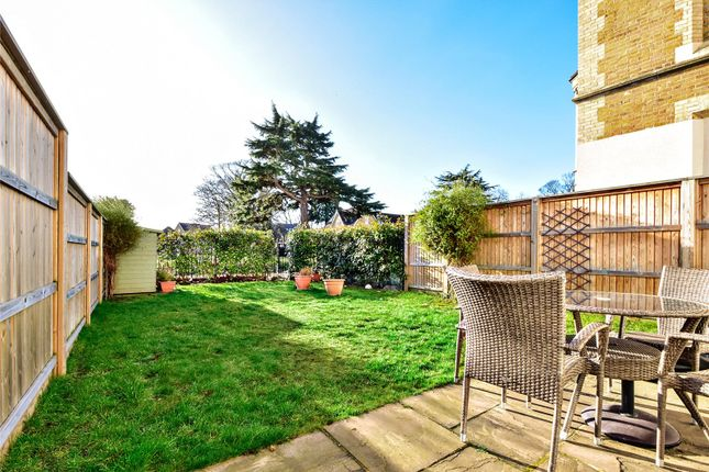 Rear Garden of East Wing, Chapel Drive, The Residence, Dartford Kent DA2
