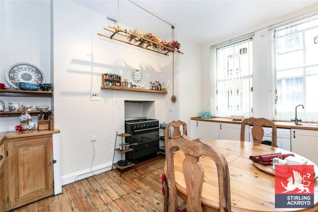 Kitchen of Great Russell Street, London WC1B