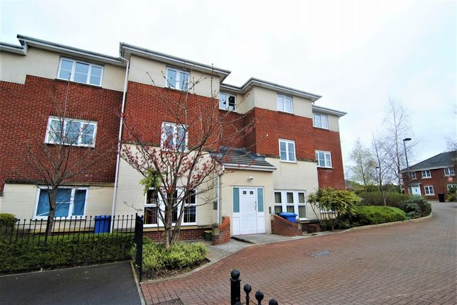Thumbnail Flat for sale in Ash Wood Court, Chorley