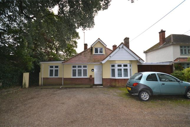 Thumbnail Detached bungalow to rent in Point Clear Road, St. Osyth, Clacton-On-Sea