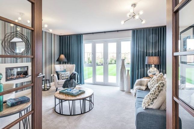 "Thumbnail Detached house for sale in ""The Dewar"" at Evie Wynd, Newton Mearns, Glasgow"