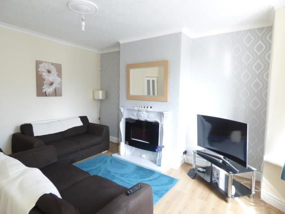 Lounge of Stroyan Street, Burnley, Lancashire BB10