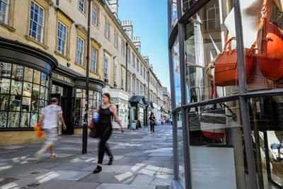 Thumbnail Retail premises to let in 14 Old Bond Street, Bath, Bath And North East Somerset