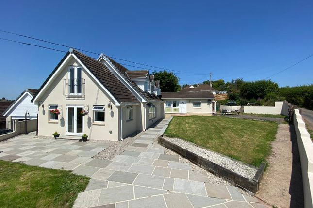 Thumbnail Detached bungalow for sale in Withleigh, Tiverton