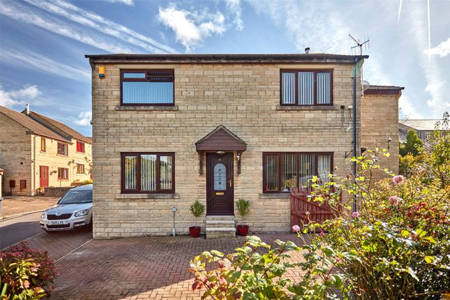 Thumbnail Detached house for sale in Ling Park Approach, Wilsden