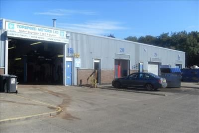 Thumbnail Light industrial to let in Unit 20, Hawthorn Avenue Ufe, Hawthorn Avenue, Hull