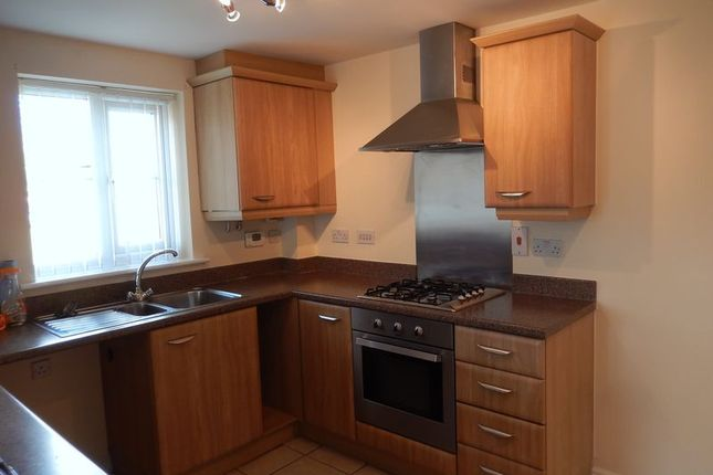 Thumbnail Flat to rent in Barley Mere Close, Newton-Le-Willows