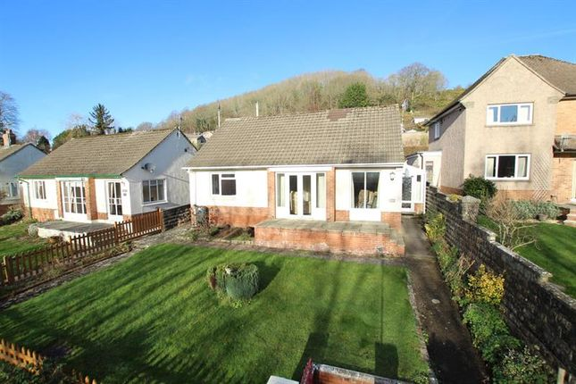 Thumbnail Detached bungalow for sale in Camden Road, Brecon