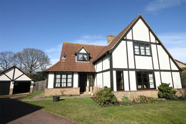 Thumbnail Detached house for sale in Hazelwood Close, Little Common, Bexhill On Sea