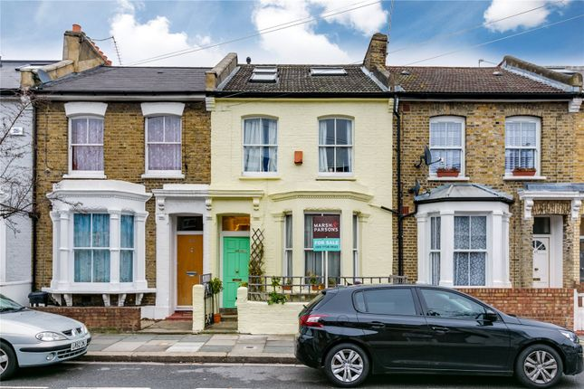 4 bed terraced house for sale in Broughton Road, London