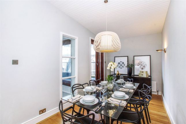 Dining Room of Seven Dials Court, 3 Shorts Gardens, London WC2H