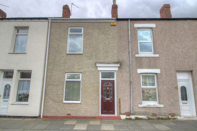 Thumbnail Terraced house for sale in Delaval Terrace, Blyth