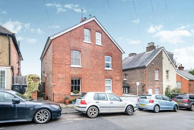 Thumbnail Semi-detached house for sale in Woodside Road, Tonbridge