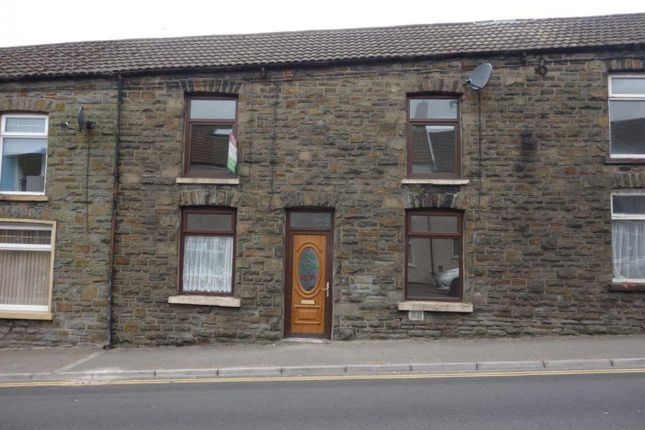 Thumbnail Terraced house to rent in East Road, Ferndale