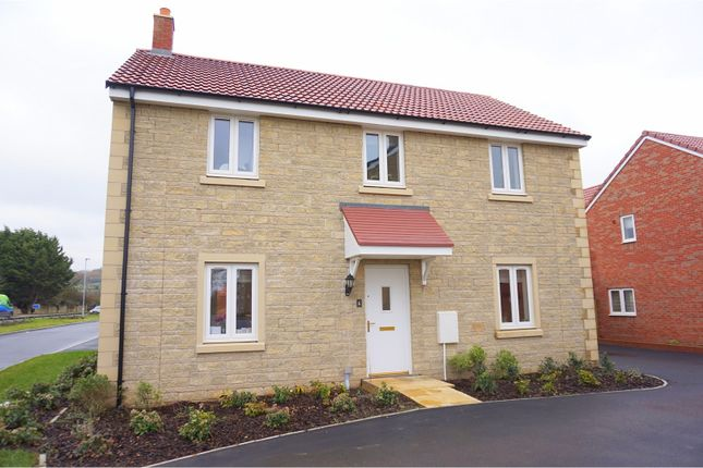 Thumbnail Detached house for sale in Lopes Close, Melksham
