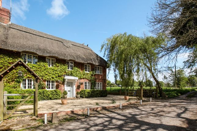 Thumbnail Semi-detached house to rent in Mill Road, Manningford Bruce, Pewsey