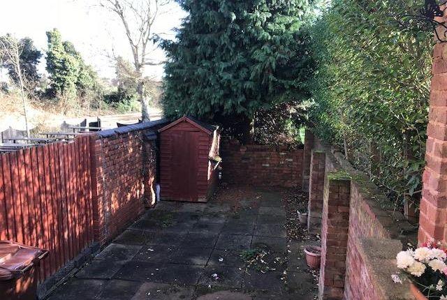 Garden of Ashby Road, Hinckley LE10