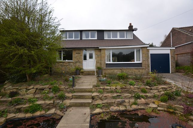 Thumbnail Detached house for sale in Bellgreave Avenue, New Mill, Holmfirth