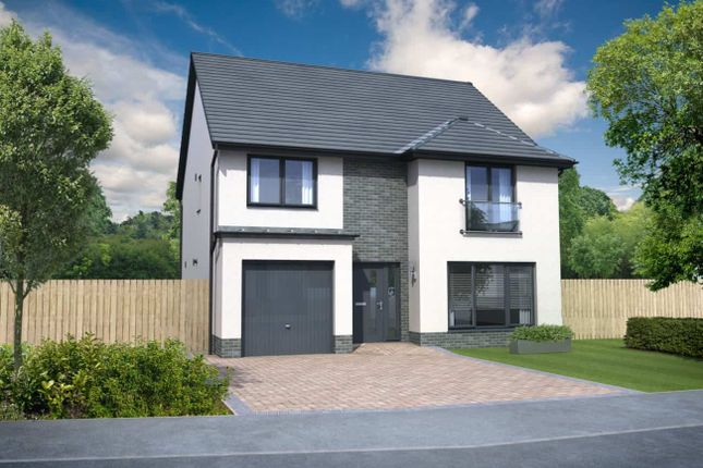 """Thumbnail Detached house for sale in """"Everett Garden Room """" at Church Place, Winchburgh, Broxburn"""