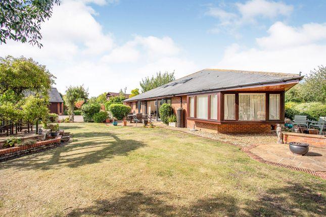 Thumbnail Detached bungalow for sale in Katherine Close, Walton Park, Milton Keynes