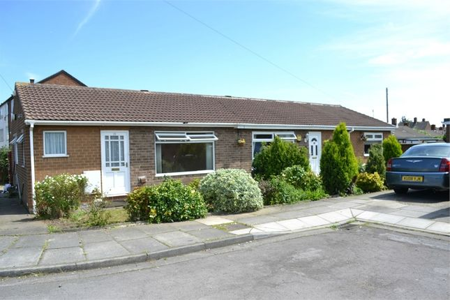 Thumbnail Semi-detached bungalow to rent in Cherry Tree Gardens, Stockton-On-Tees