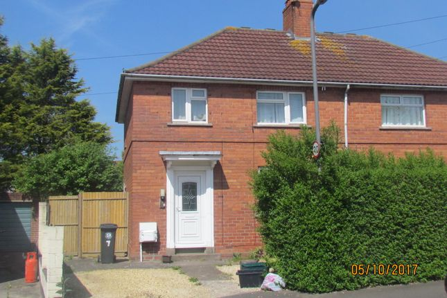 Thumbnail Semi-detached house to rent in Tetbury Road, Kingswood