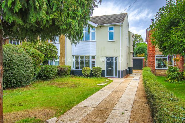 Thumbnail Semi-detached house for sale in Heath Road, Colchester