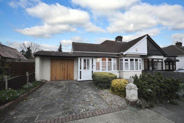 2 bed semi-detached bungalow for sale in Ferguson Avenue, Gidea Park, Essex RM2