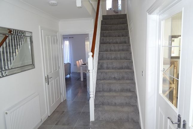 5 bed detached house for sale in Nant Seren, Church Village, Pontypridd